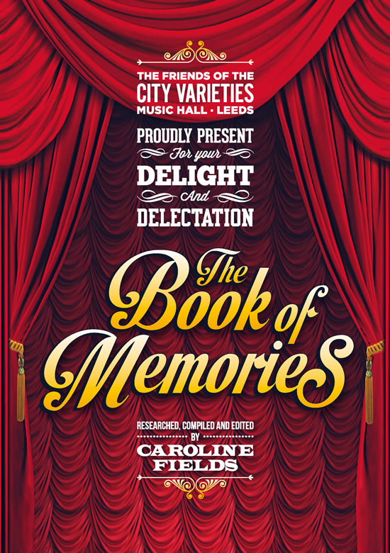 Image of flyer the Book of Memories