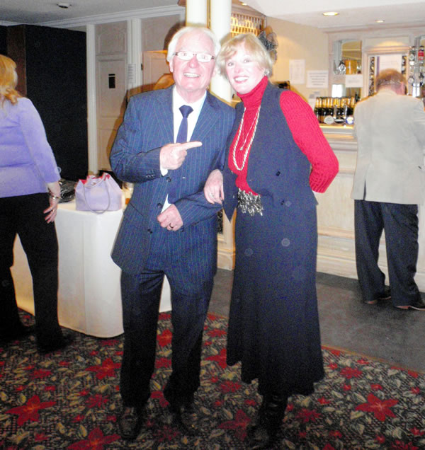 Image of Syd Little & Me (Tony Peers at the bar!)