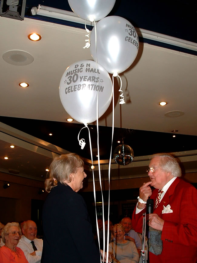 Photograph of Derby and Nottingham Music Hall Association Annual Lunch