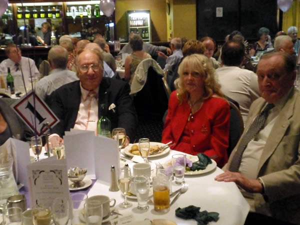 Photograph from the 2009 luncheon