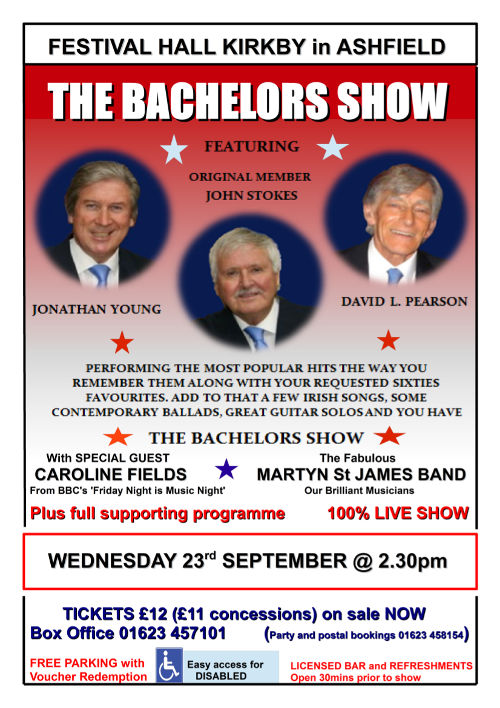 The Bachelors Show